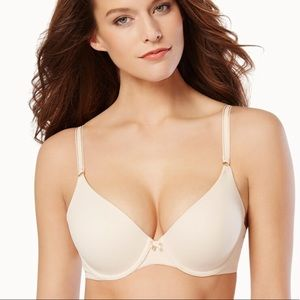 Soma embraceable demi bra cream 34D